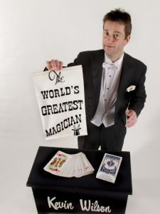 Worlds Greatest Magician